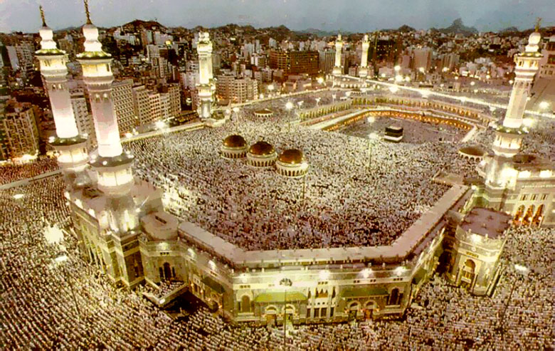 the reasons why muhammad left makkah Why i left islam and now help others who are doing the same  travelling to makkah every year for umrah,  of the prophet muhammad and his sahaaba.