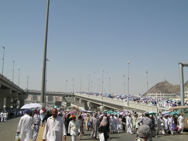 Main Works in Mecca